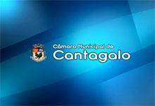 """Entrevista com o Presidente da Câmara Municipal de Cantagalo, vereador Ocimar Merim Ladeira (Pulunga), para o programa """"Panorama"""" da TV Interior"""