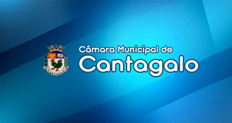 O antigo Plenário e a nova sede da Câmara Municipal de Cantagalo